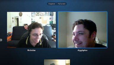 Skype Conference Calling 1