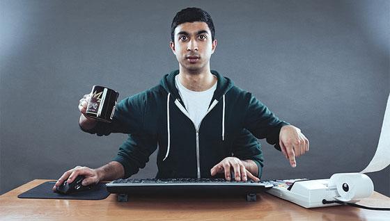 Gaming improves multitasking skills