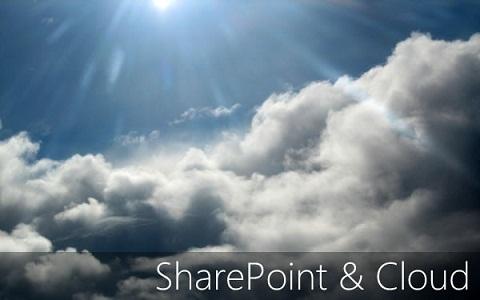 Sharepoint Cloud