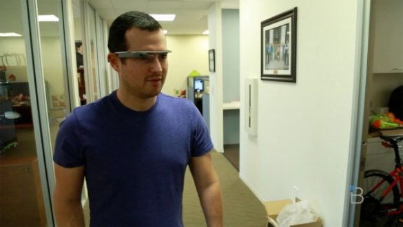 google glass at work