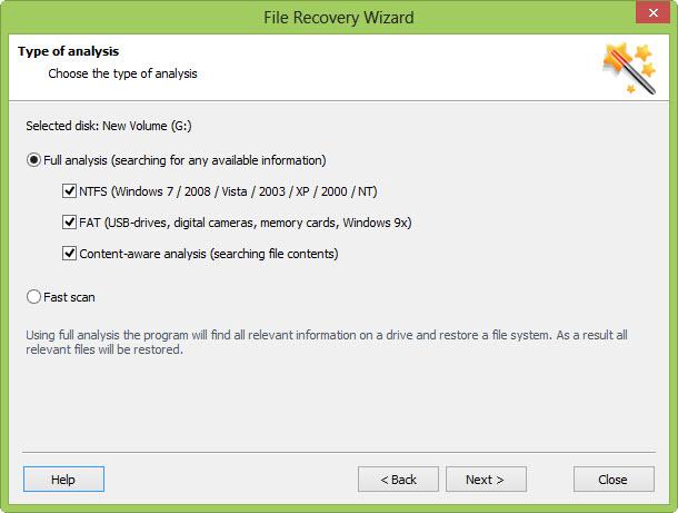 Recovery-methods
