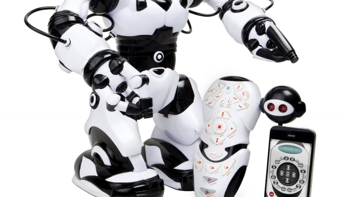 Why Robot Toys Are One Of The Best Gifts For Your Kids