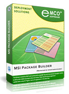 Product Review –EMCO MSI Package Builder Review - 5.2