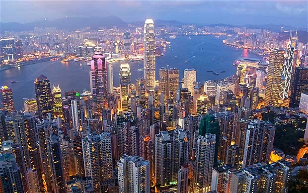 hong-kong-china Best Cities Outside the US for a Job in Finance