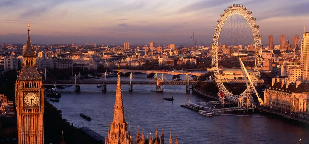 london-Best Cities Outside the US for a Job in Finance