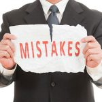 Common Mistakes made during the Start-up Process of a Business