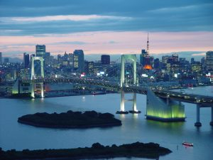 tokyo- Best Cities Outside the US for a Job in Finance
