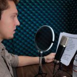 Voice-Over Recording – Inside The Recording Studio