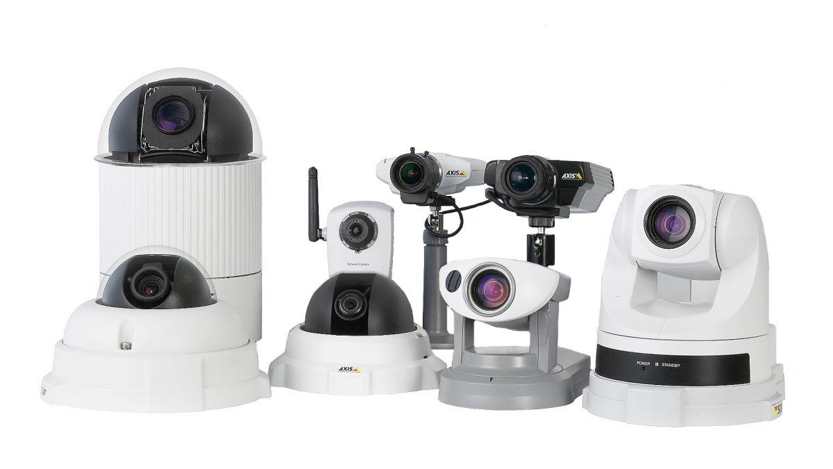 Installing a CCTV System