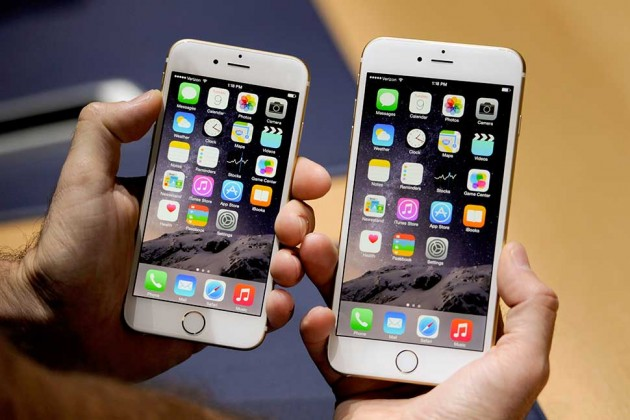 iPhone 6 vs iPhone 6 Plus – A Comparison