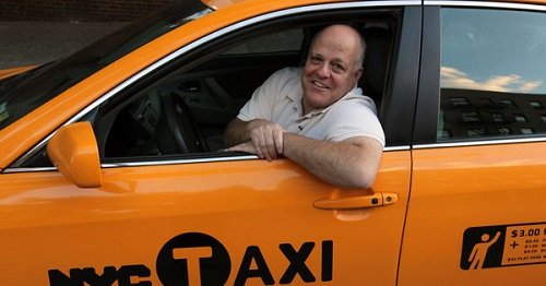 Steps to become a licensed taxi driver