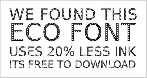 Use-economical-typefaces