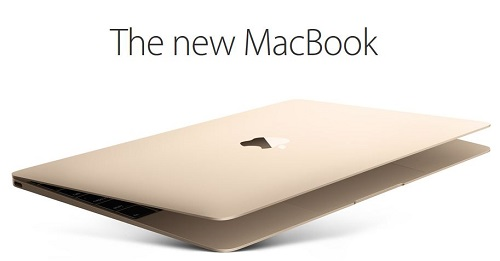 All New MacBook 2015