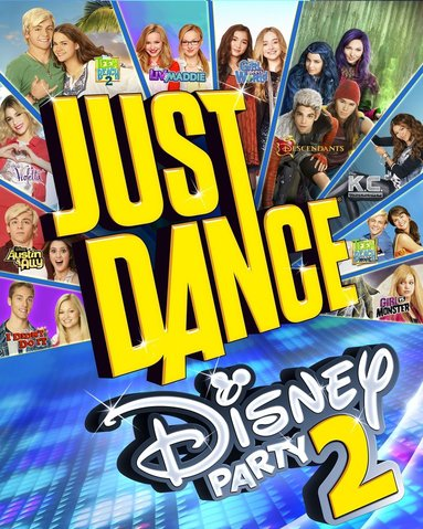 Just Dance Disney Part 2