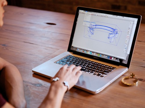 Use a CAD program to design your product