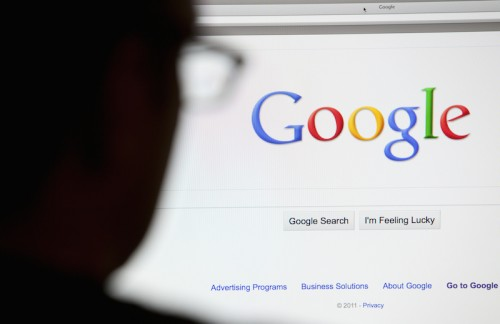 remove negative info from Google