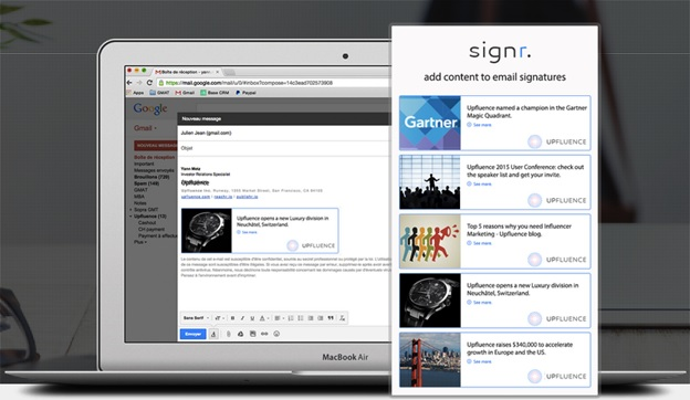 Signr Review: A New Way to Create an Effective Email Signature