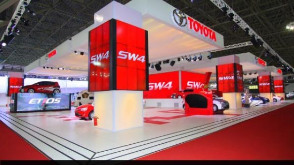 4 Reasons Why You Should Focus on Your Exhibition Stand Design