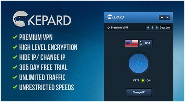 Kepard – One of The Best VPN Service Providers