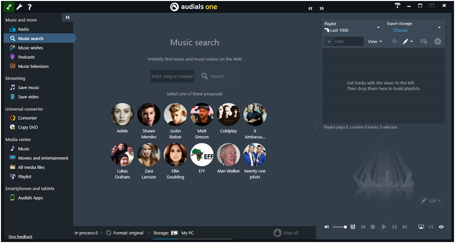 Audials One: One Stop Shop For All Your Media Needs