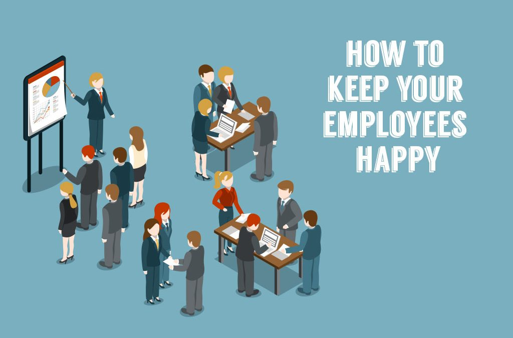 5 Ideas For Preparing Your Employees For Better Productivity