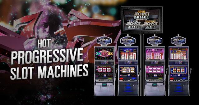 Progressive-Slot-Machines