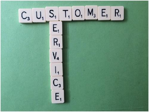 custome service