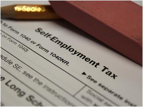 self tax