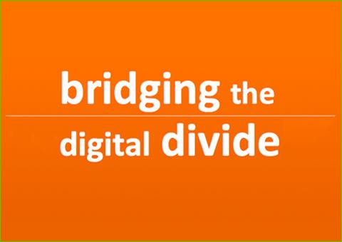 Bridging the global digital divide
