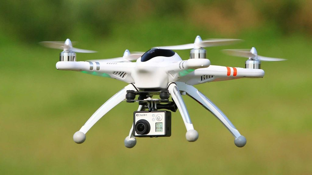 Learning-to-Fly-a-Drone