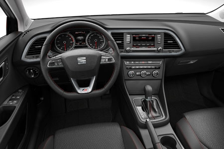 SEAT Leon Technology Pack