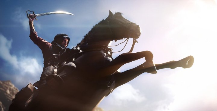 Battlefield 1 Beta on Playstation 4