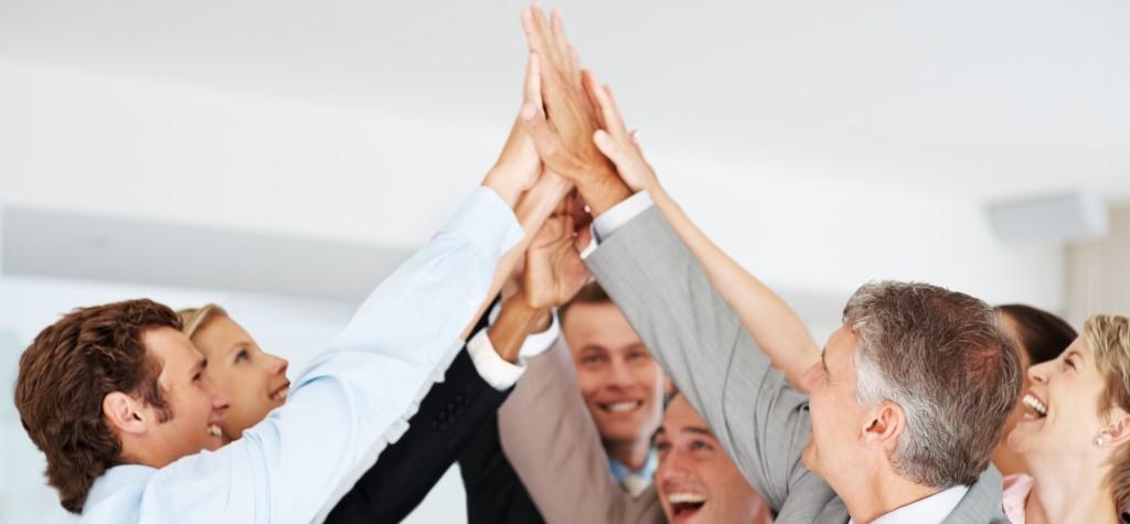building-team-spirit