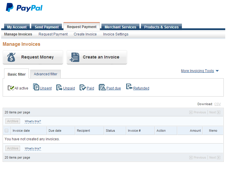 paypal-invoice