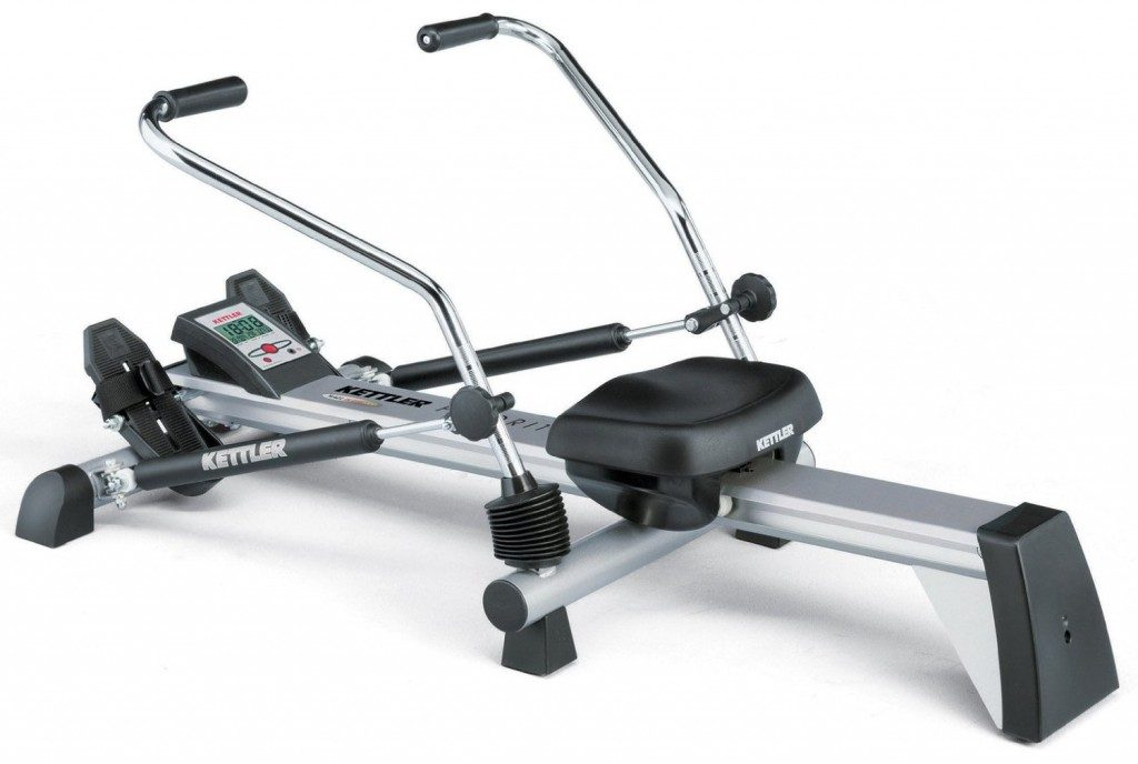 kettler-favorit-rowing-machine