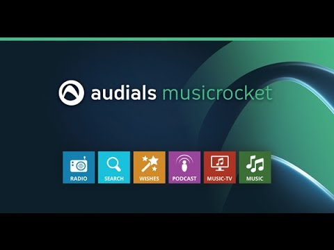 Audials Music Rocket 2017 – Get Free Music Legally, Enjoy Radio, Podcasts and More!