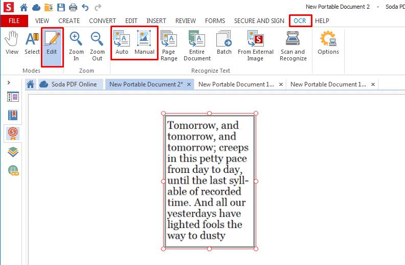 soda pdf how to use