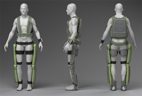 Powered Exoskeletons: The Armors Of The Future