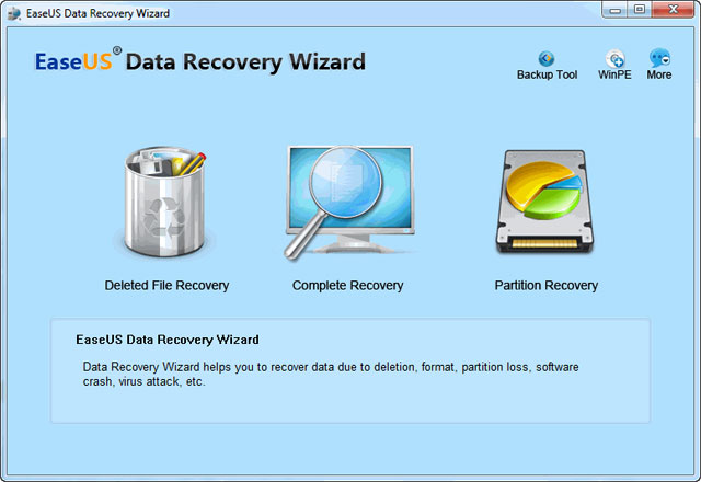 Why You Should Try EaseUs Data Recovery Wizard
