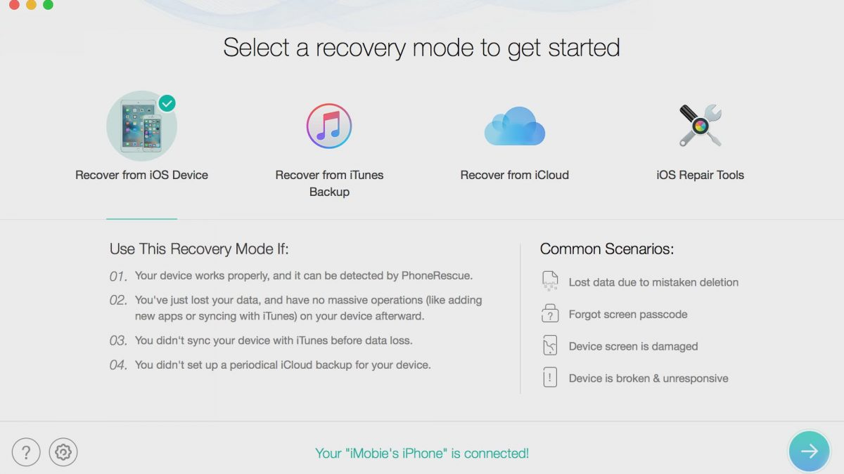 iMobie PhoneRescue Review – A Complete Solution for iOS Data Recovery