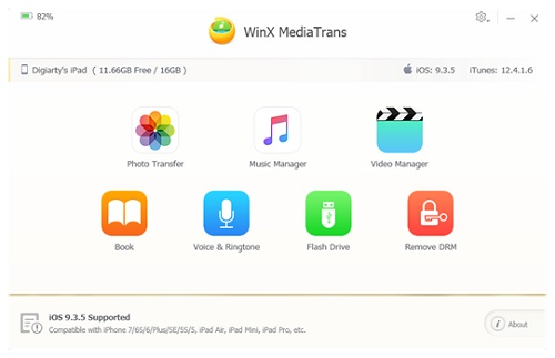 WinX MediaTrans Giveaway – Remove DRM And Transfer Your iTunes Video Music To Any  Devices