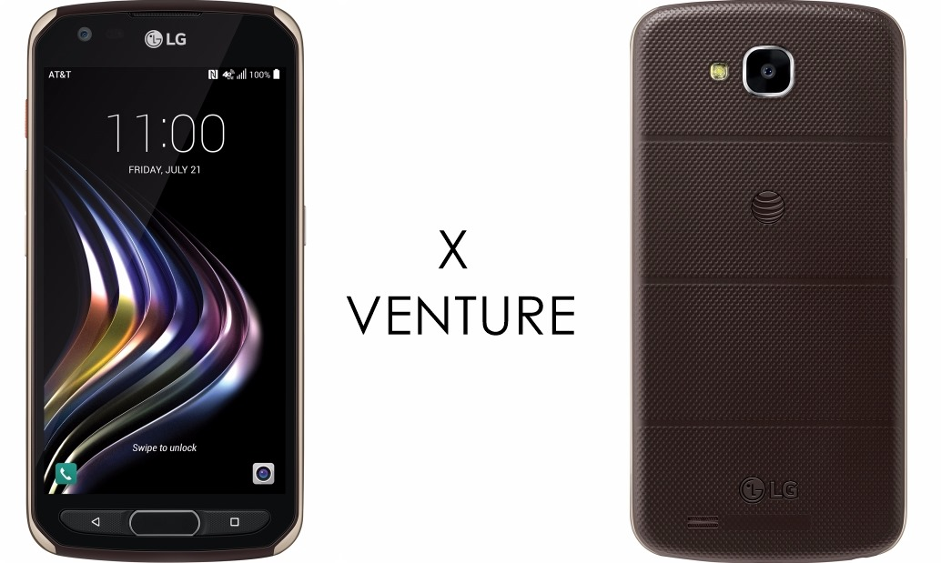 How To Unlock LG X Venture