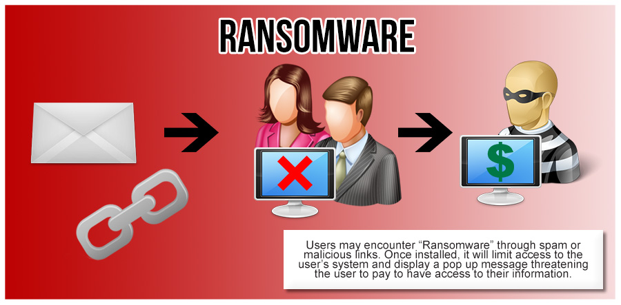 Ransomware: Domestic & Business Risks