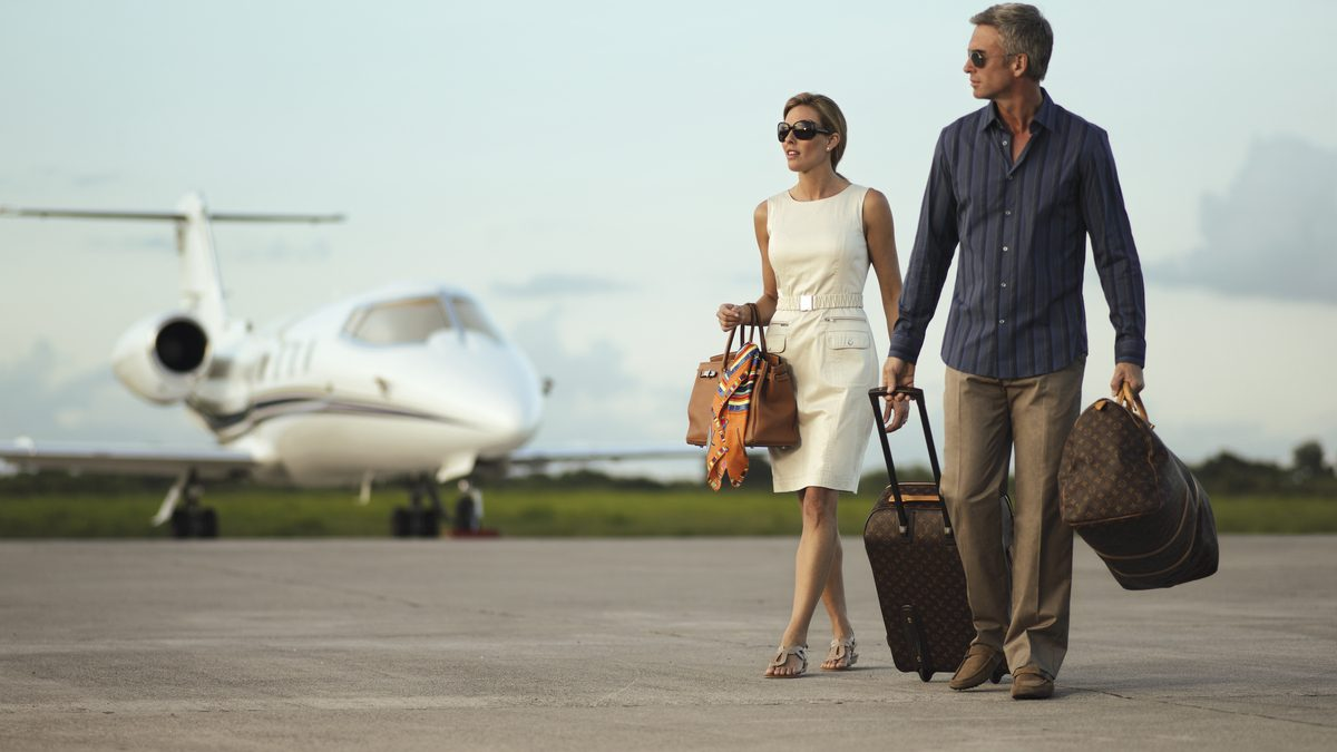 Why You Should Swap First Class For A Private Jet Charter