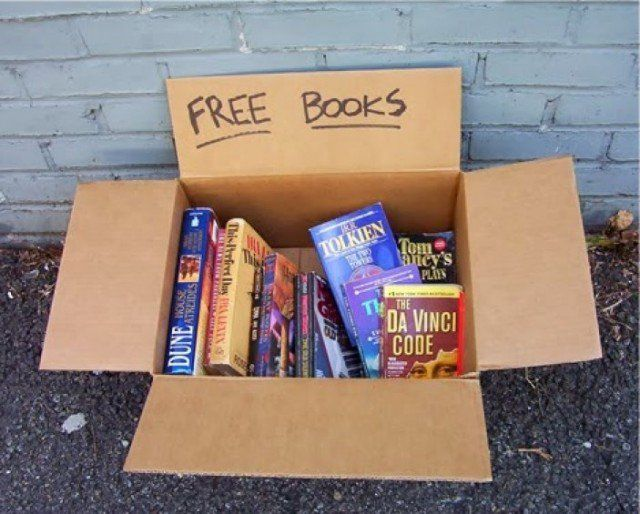Free Books Sites: A Great Find