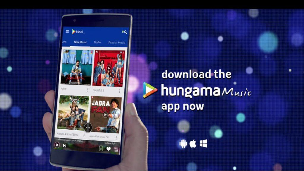 Download Hungama Music