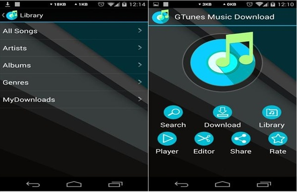 mp3 download app android 2015