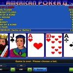 Best Online Video Poker Games In 2017