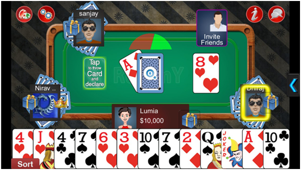 Win Big By Playing Rummy Online