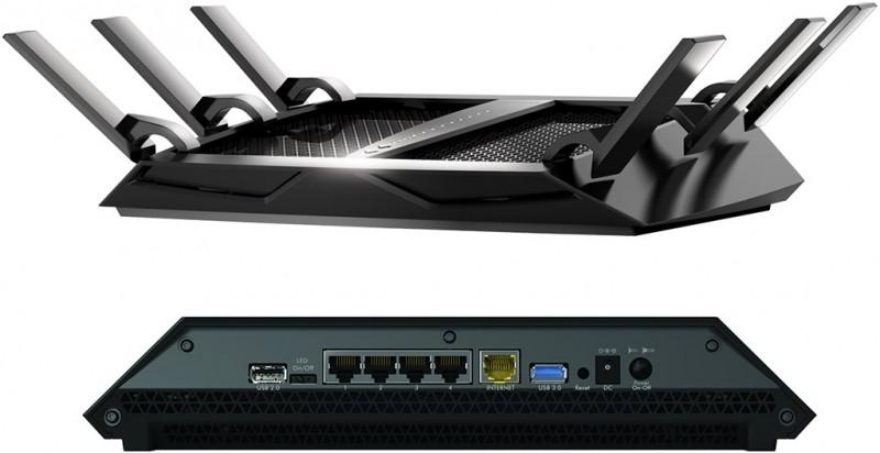 NETGEAR Nighthawk X6 AC3200
